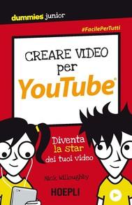 Creare video per YouTube - copertina