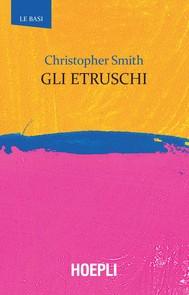 Gli etruschi - copertina