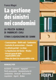 La gestione dei sinistri nei condomini - copertina