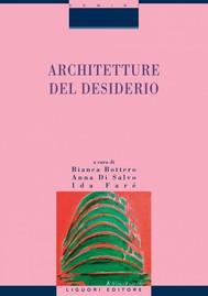 Architetture del desiderio - copertina