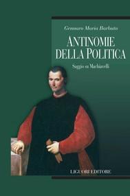 Antinomie della politica - copertina