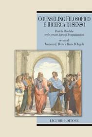 Counseling filosofico e ricerca di senso - copertina