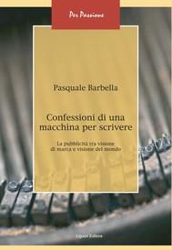 Confessioni di una macchina per scrivere - copertina