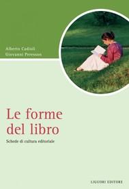Le forme del libro - copertina