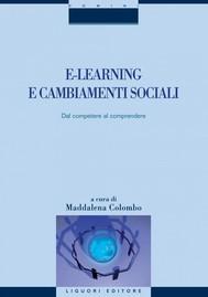 E-learning e cambiamenti sociali - copertina