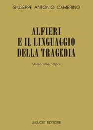 Alfieri e il linguaggio della tragedia - copertina