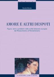 Amore e altri despoti - copertina
