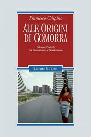 Alle origini di Gomorra - copertina