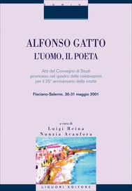 Alfonso Gatto. L'uomo, il poeta - copertina