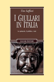 I giullari in Italia - copertina