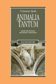Animalia tantum - copertina