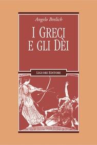 I Greci e gli dèi - copertina