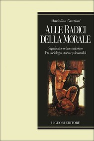 Alle radici della morale - copertina
