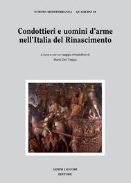 Condottieri e uomini d'arme nell'Italia del Rinascimento - copertina