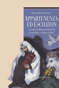 Appartenenza ed eschaton - copertina
