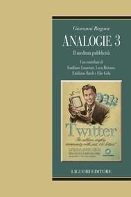 Analogie 3 - copertina