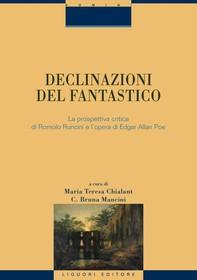 Declinazioni del fantastico - Librerie.coop