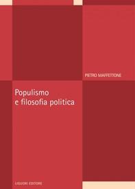 Populismo e filosofia politica - Librerie.coop