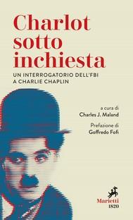 Charlot sotto inchiesta - copertina