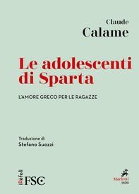 Le adolescenti di Sparta - Librerie.coop
