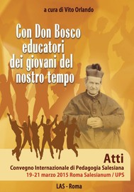 Con Don Bosco educatori dei giovani del nostro tempo - copertina