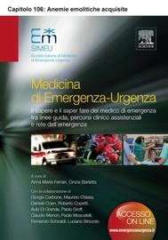 ANEMIE EMOLITICHE ACQUISITE (ECAP106) - copertina