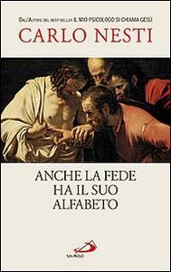 Anche la fede ha il suo alfabeto - copertina