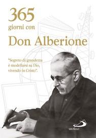 365 giorni con don Alberione - copertina
