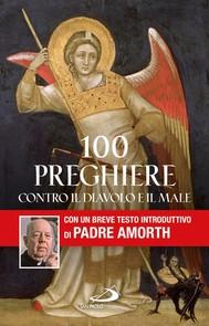100 preghiere contro il diavolo e il male - copertina