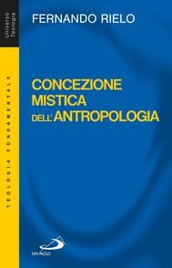 Concezione mistica dell'antropologia - copertina