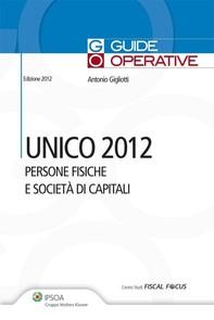 Unico 2012  - Librerie.coop
