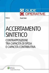 Accertamento sintetico - copertina