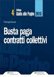 Busta paga - Contratti collettivi - copertina