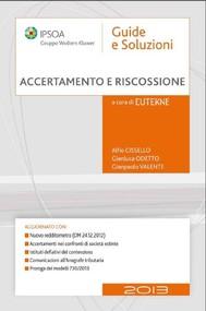 Accertamento e Riscossione - copertina