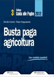 Busta paga agricoltura - copertina