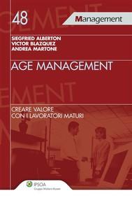 Age management - copertina