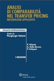 Analisi di comparabilità nel transfer pricing - copertina
