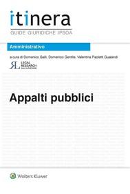 Appalti pubblici - copertina