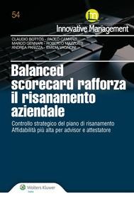 Balanced Scorecard rafforza il risanamento aziendale - copertina
