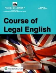 Course of Legal English - copertina