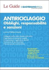 Antiriciclaggio - Obblighi, responsabilità e sanzioni - copertina