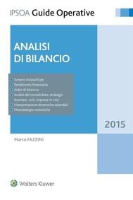 Analisi di bilancio - copertina