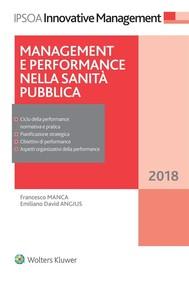 Management e performance nella sanità pubblica - copertina