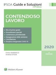 Contenzioso lavoro - Librerie.coop