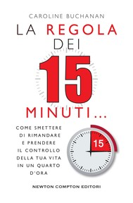 La regola dei 15 minuti - copertina