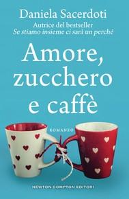 Amore, zucchero e caffè - copertina