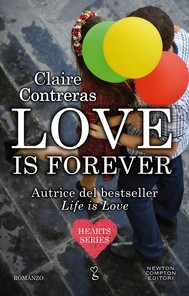Love is forever - copertina