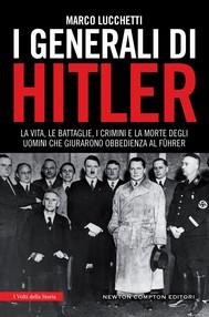I generali di Hitler - copertina