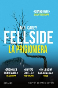 Fellside. La prigioniera - copertina