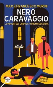 Nero Caravaggio - copertina
